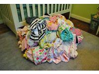 Baby Girls Clothes - Newborn to 3 years