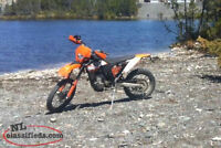 Price Reduced Again! 08 KTM 450 (Includes dual purpose kit)