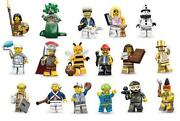 Lego Minifigure Collection