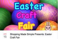 Easter Craft Fair