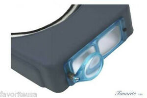 DONEGAN OptiLOUPE® ATTACHABLE LENS F/OptiVISOR®  2-1/2X