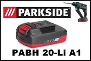 Bateria taladro parkside 20v li battery drill screwdriver pabh 20 li a1 - Parkside batterie de rechange ...