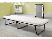 2 x JayBe Comfort Memory Single Folding Guest Beds
