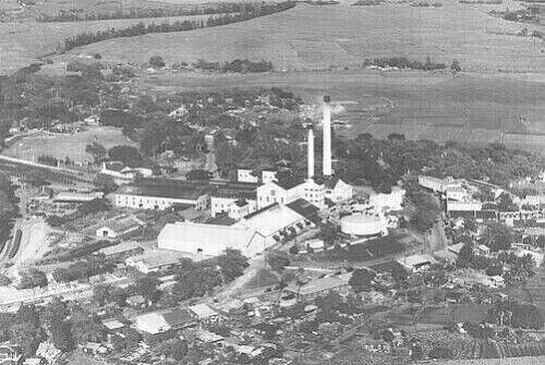 WAIPAHU SUGAR MILL 1930