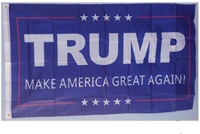 New Trump 3x5 Flag �Make America Great Again� Buy 4 Get 1 Free