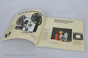 RARE-Eumig-Movie-Cameras-Projectors-20-PAGES-Of-Equipment-Catalog-Information