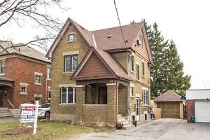 Cosy Basement Apartment Available in King East of Kitchener Now!