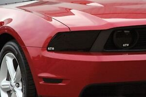 Headlight Covers - 2010-2014 Ford Mustang
