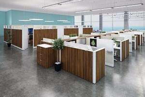Office Furniture - Tayco - Scene - Cosmopolitan - Ves - Cubicles - Office Desks - Workstations - Brand New - Open Saturd