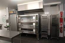 Bakery closing down urgent sale DECK OVEN  3 years old Rose Bay Eastern Suburbs Preview