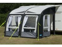 Kampa Rally Air Pro 330 (Used only 3 times)