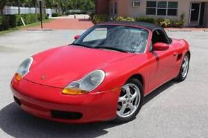 WANTED PROJECT BOXSTER, OR 911