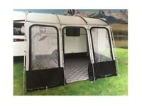 Crusader Climate Zone 300 Awning, only used once , immaculate