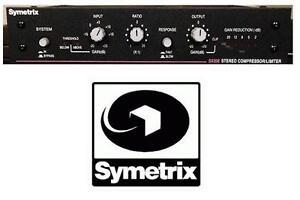 NEW SYMETRIX COMPRESSOR/LIMITER Signal Processors/Rack Effects 106819517