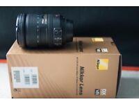 Nikon Nikkor 18 - 200mm AF-S DX 1:3.5-5.6G IF-ED VR Lens