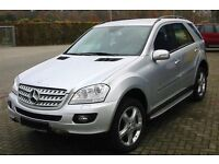 ML320 Sport - 3.0 Diesel - 2008 - PX or Swap Welcome - Mercedes Sat-Nav - 30 MPG - VGC - ML 320