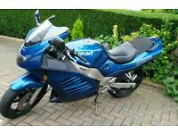 Swap my suzuki rf600rv for tourer 1800cc bike