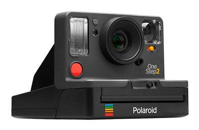 Polaroid OneStep 2 VF graphite  Sofortbildkamera / für i-Type und Typ 600 Filme