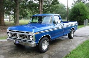 WANTED: 70's F-100