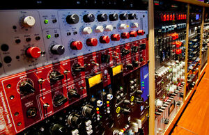 BC's Recording Gear, Live Audio and Acoustics Product Sales
