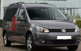 Caddy Maxi Life, 7 seater, 1.6TDI DSG excellent condition, 50K MOT for 11 months 4 new tyres
