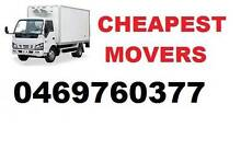 RELOCATION REMOVALIST SERVICE PROVIDER LOW RATES Wiley Park Canterbury Area Preview