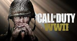 Call of Duty WW2 PS4 Used