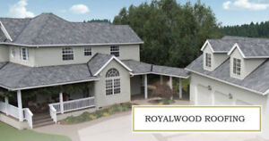 ROYALWOOD ROOFING Wpg.( 431-777-7663)