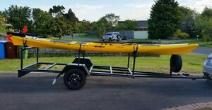10x4 CANOE / KAYAK TRAILER - 600KG - GHM Narre Warren Casey Area Preview