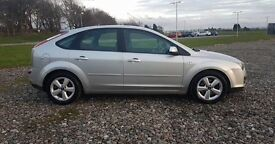 Ford Focus 2007 1.6 TDCI diesel 5 door QUICK SALE NEEDED - GENUINE OFFER TAKES IT