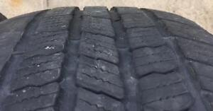 Set of 4 Michelin LT 265 60 R18 Tires
