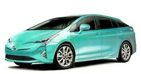 TOYOTA PRIUS LEATHER SEAT COVERS