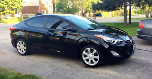 2012 Hyundai Elantra Limited With Tech Package