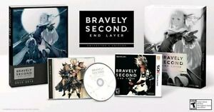 Bravely Second Collectors Edition 3DS