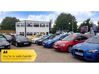 BMW 1 SERIES 1.6 116D EFFICIENTDYNAMICS 5d 114 BHP Apply online (silver) 2014