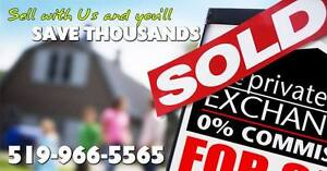 Why pay a Real Estate agent?....PAY YOURSELF!!
