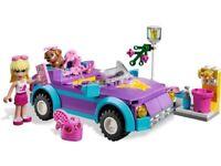 X4 Heartlake Lego friends sets-retired