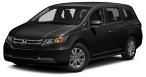 """2015 Honda Odyssey EX-L """"The Honda Odyssey is about function..."""