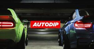 THE WORLD'S FIRST SPRAYABLE VINYL WRAP - Autodip
