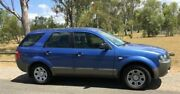 2004 Ford Territory SX TX (RWD) Blue 4 Speed Auto Seq Sportshift Wagon Rocklea Brisbane South West Preview