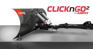 Click N Go Plow Kits for ATV and Side x Side