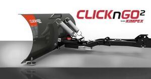 CLICKnGO 1.5 & 2.0 PLOW SYSTEMS THE BEST PLOW IN THE INDUSTRY