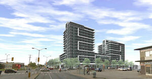evo Condos + Towns Close proximity to DVP and Hwy 401