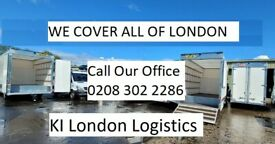24/7 LAST MINUTE HOUSE FLAT HOME MOVERS IN LONDON MOVING COMPANY MAN AND VAN HIRE SERVICE DELIVERY
