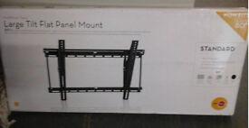 """BNIB Large flat screen panel 40"""" TV mount"""