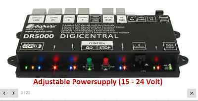 Digikeijs™ DR5000 DCC Multi-Bus Zentrale USB LAN und WIFI H0 TT 15-24V Piko™ G N online kaufen