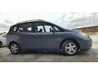 2003 Toyota corolla verso long mot quick sale no time wasters