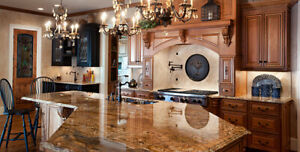 Granite, Marble, and Quartz Countertops. Homestars Approved