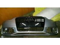 Audi a5 s5 front bumper s line facelift 2013