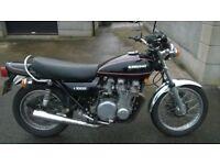 1977 Kawasaki Z1000A